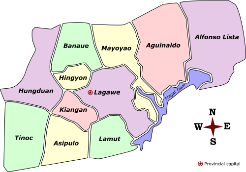 File:Ifugao Labelled Map.png