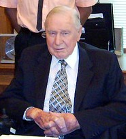 James E. Faust Apostle of the LDS Church