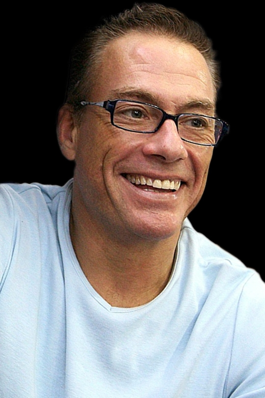Jean-Claude Van Damme ...