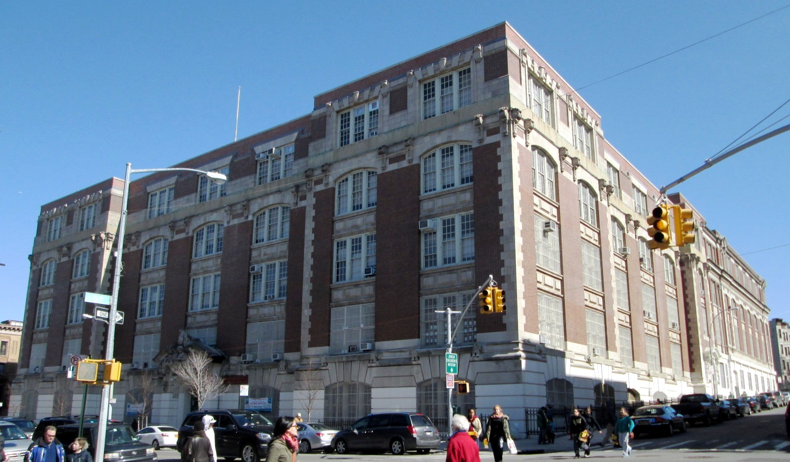 John Jay Educational Campus (Brooklyn) - Wikipedia