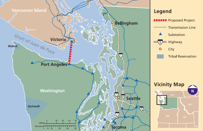 Juan de Fuca Cable Project - Wikipedia