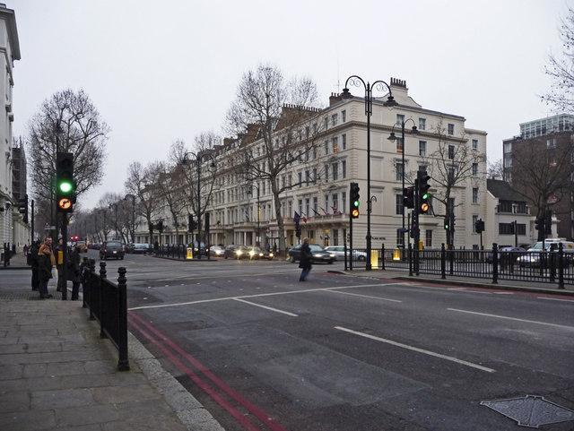 Cromwell Road London Restaurants