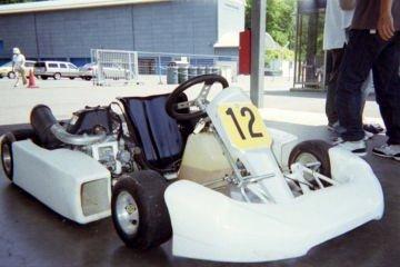レーシングカート wikipedia