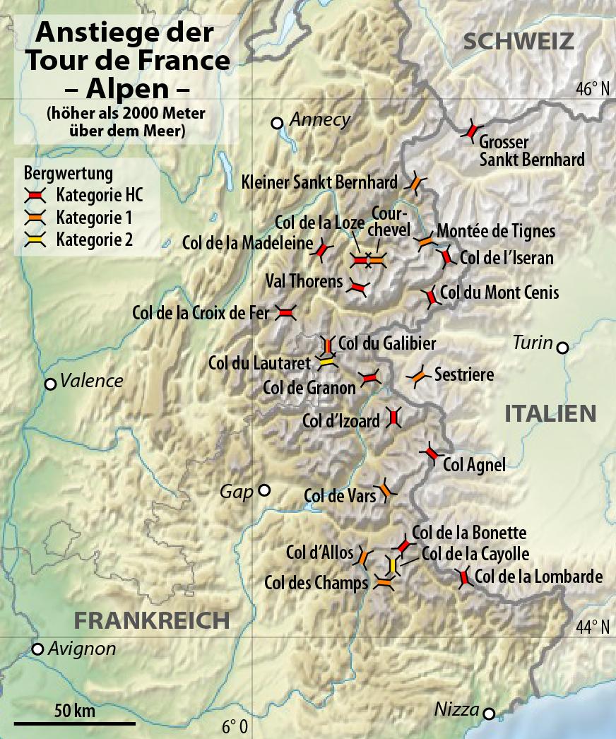 Alpenpässe Karte.Alpenpässe Frankreich Karte My Blog