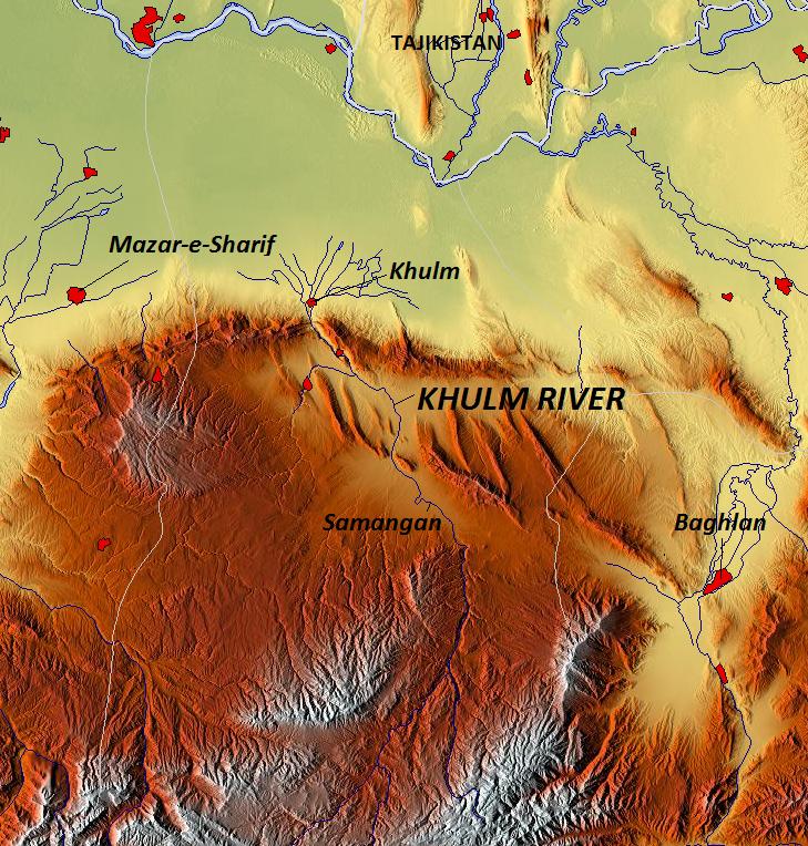 Khulm River Wikipedia