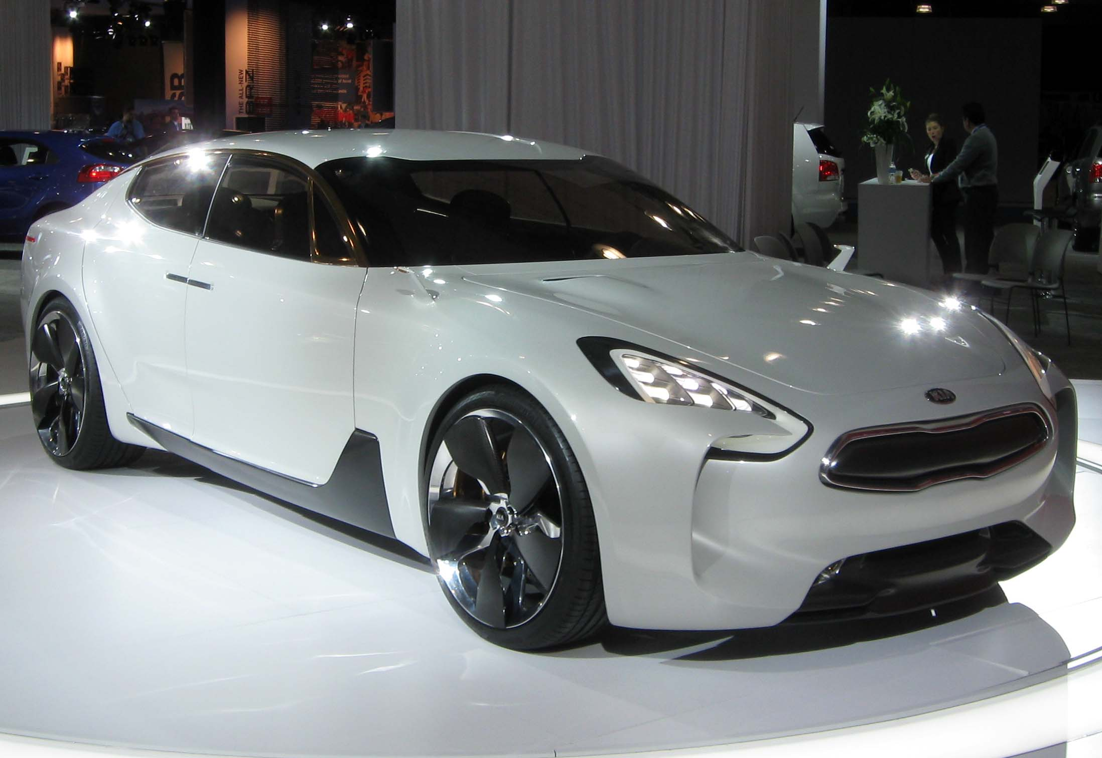 Description Kia GT concept -- 2012 NYIAS.JPG