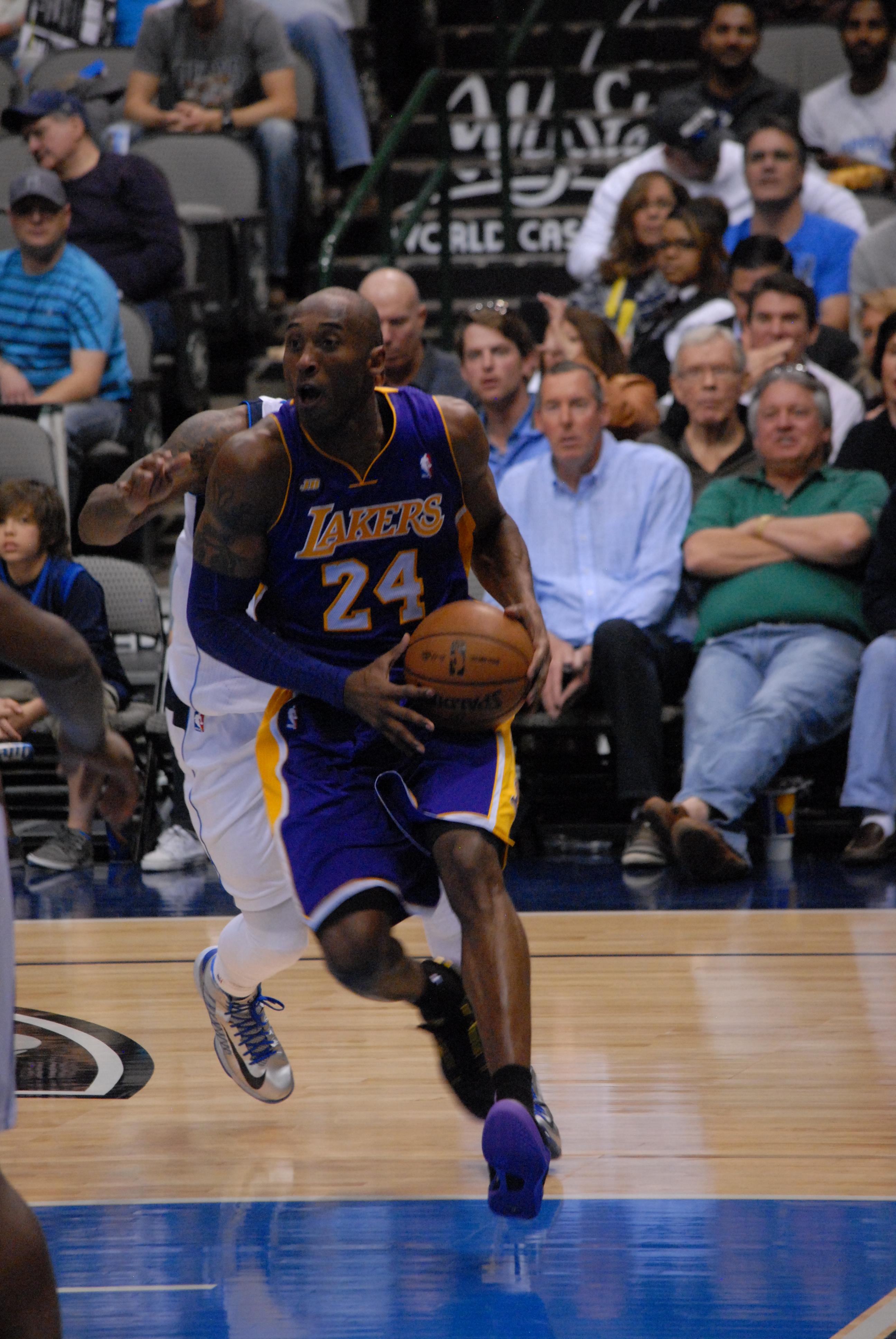 File Kobe Bryant Los Angeles Lakers Vs Dallas Mavericks Jpg