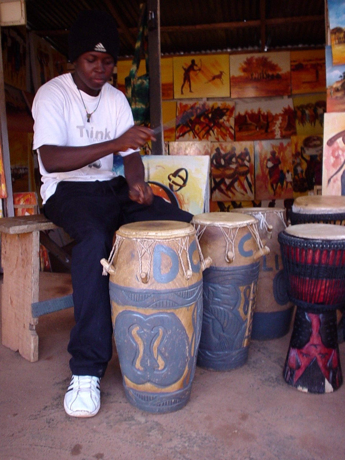 Learn about african music