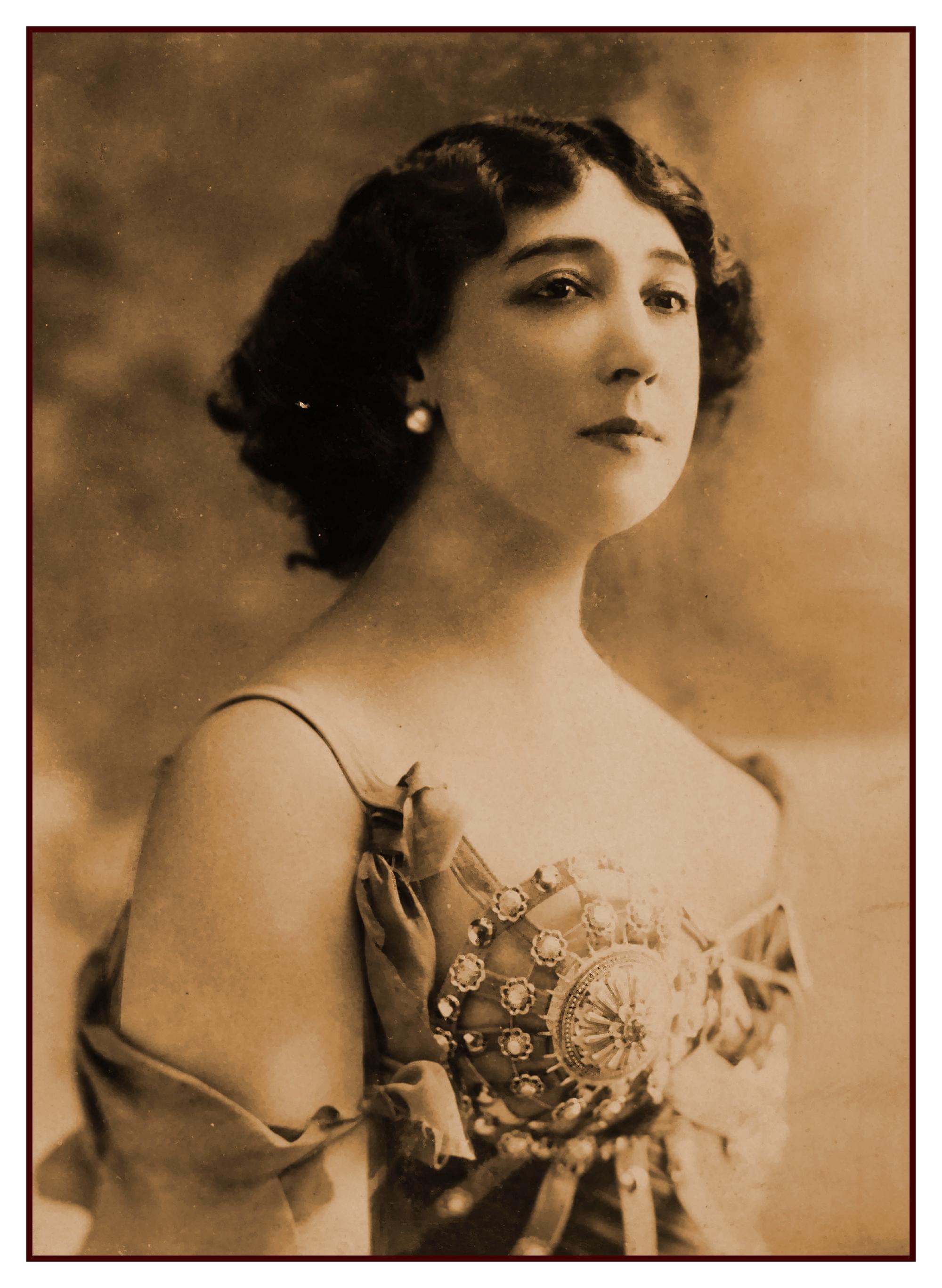 File La Belle Otero 1894 A Jpg Wikimedia Commons