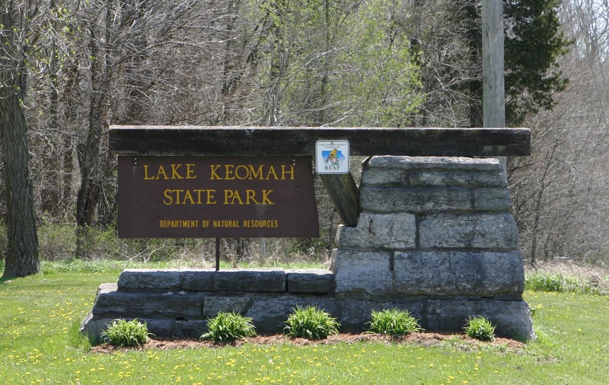 Lake keomah state park wikipedia publicscrutiny Images