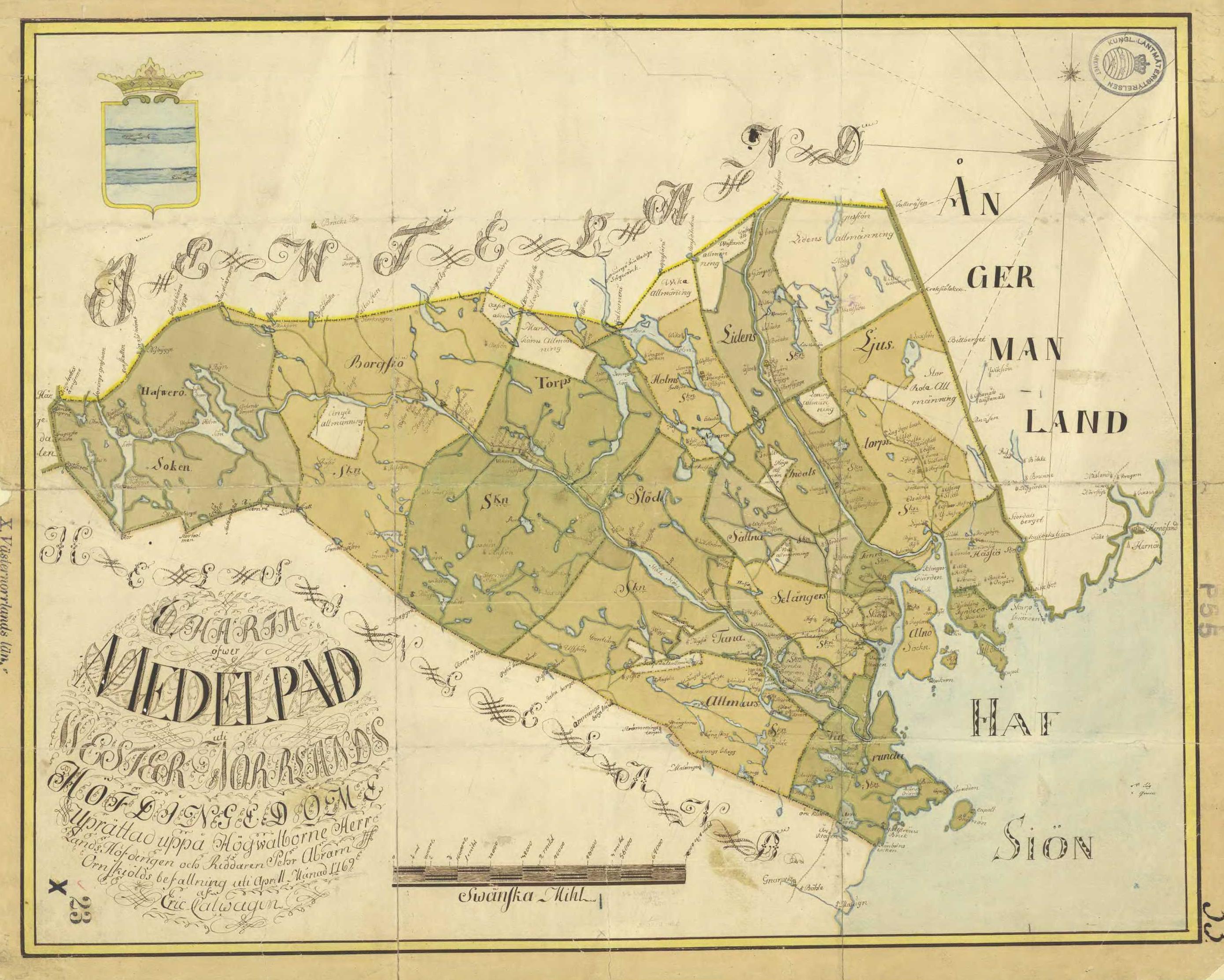 Bildresultat för medelpad 1769