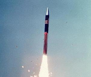 MGM-134 Midgetman Intercontinental ballistic missile