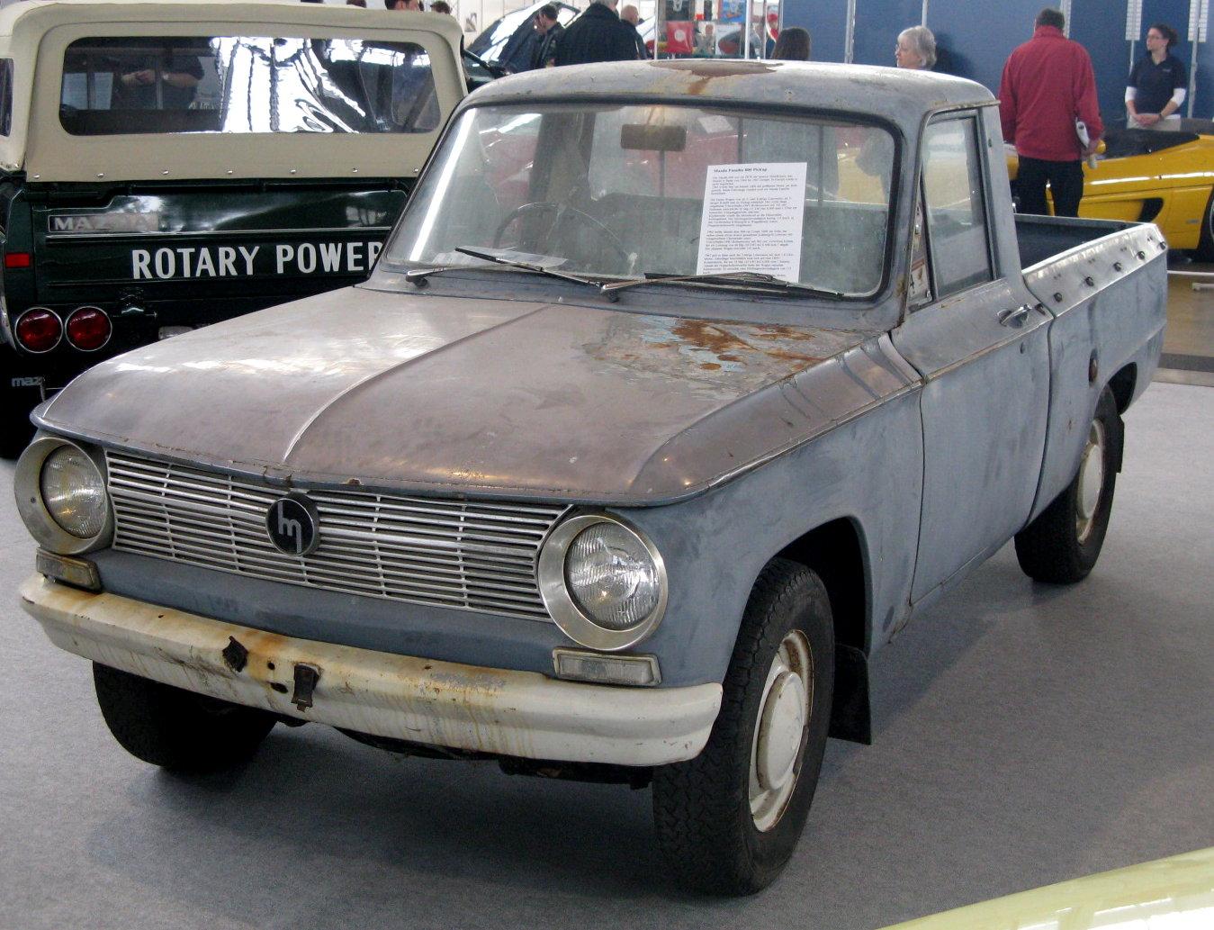 File Mhv Mazda Familia 800 Pickup 1967 01 Jpg Wikipedia