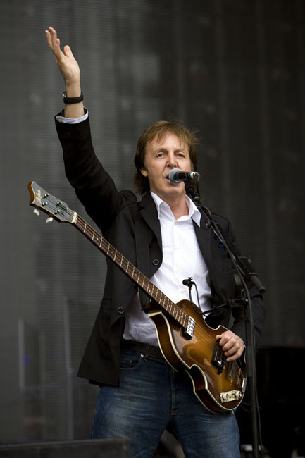 Quien fue James Paul McCartney?