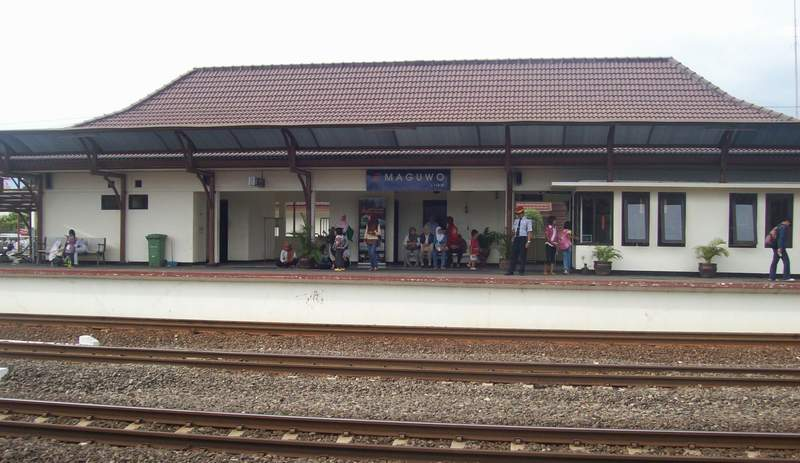 Stasiun Maguwo