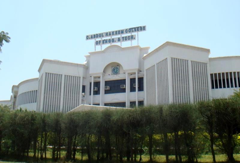 c  abdul hakeem college of engineering  u0026 technology