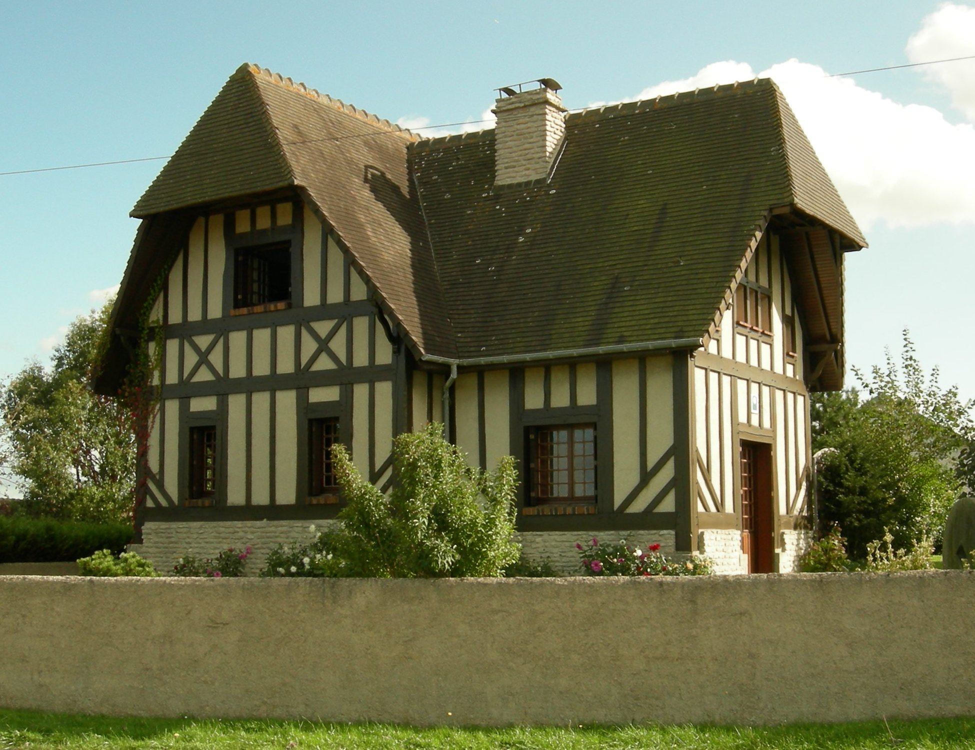 Fichier maison wikip dia for Decoration maison normande traditionnelle