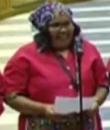 Makoti Khawula South African politician