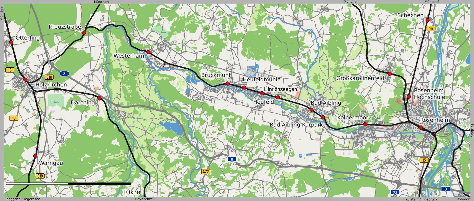 Mangfalltalbahn Wikipedia