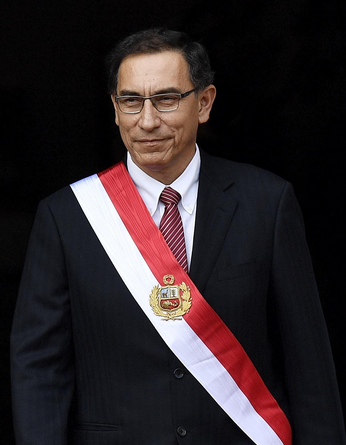 Veja o que saiu no Migalhas sobre Martín Vizcarra