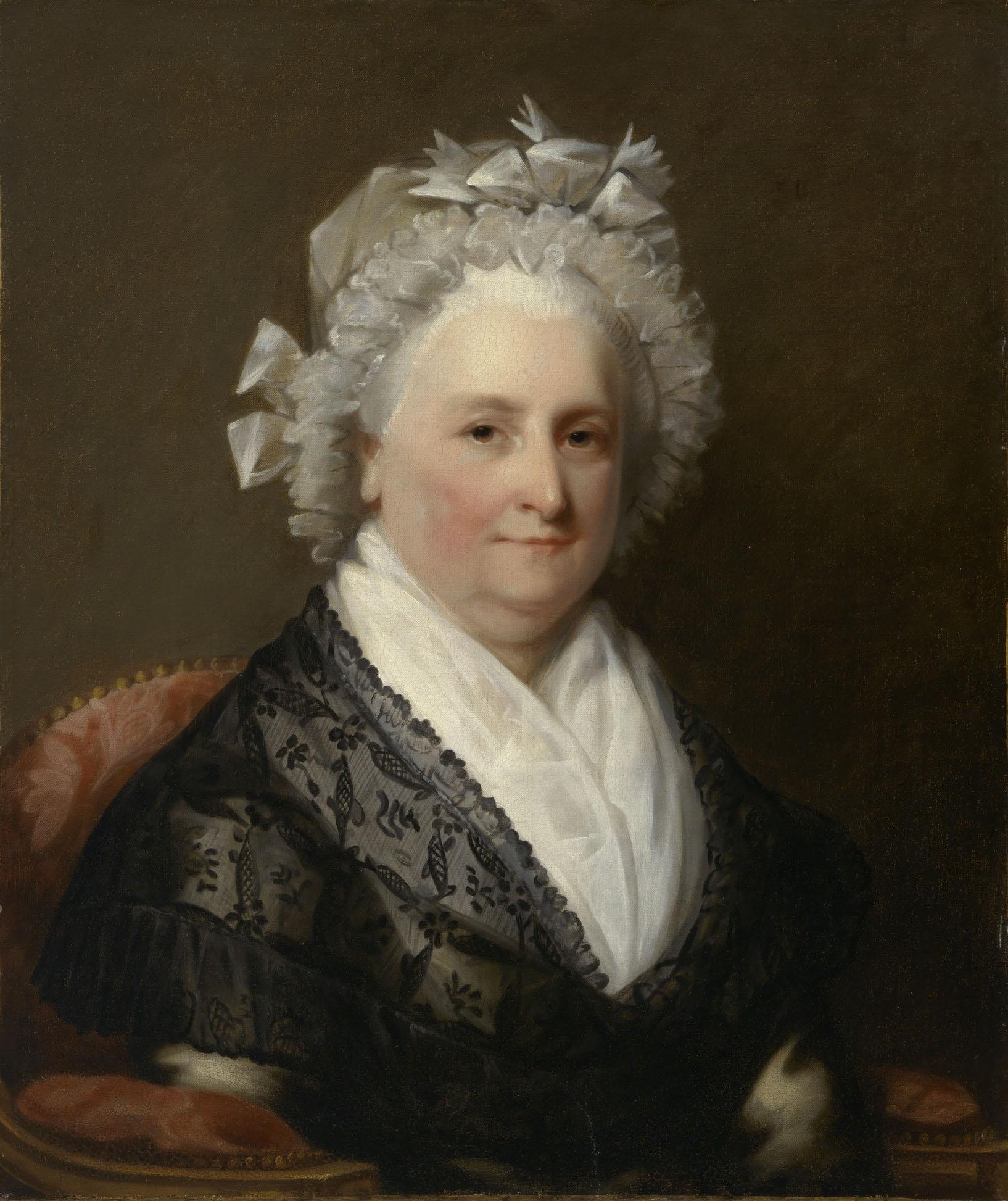Martha Washington - Wikipedia