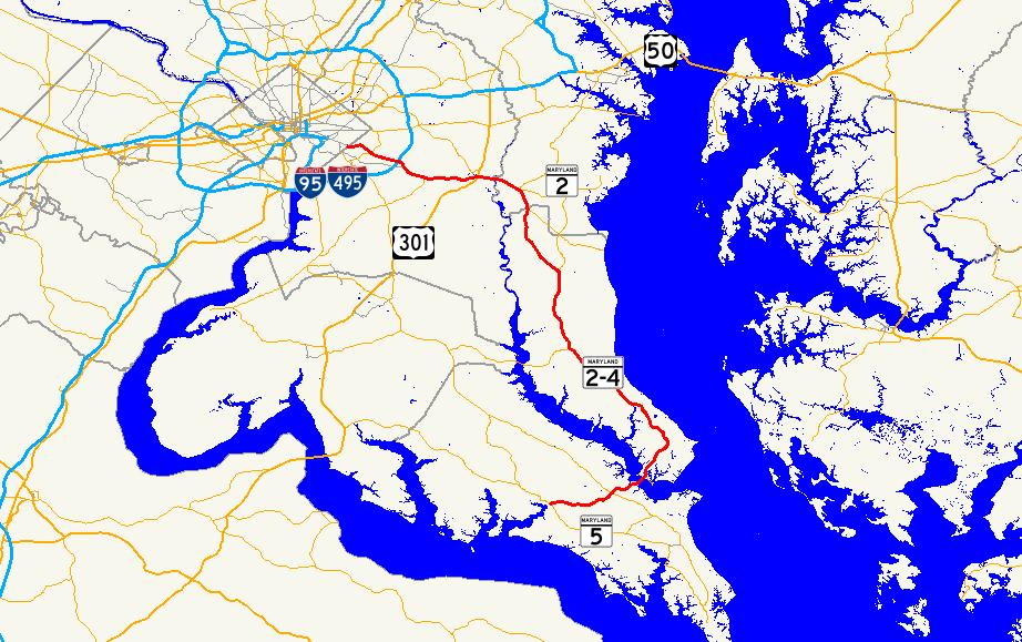 Maryland Route 4 - Wikipedia on map of norfolk va, map of fredericksburg va, map of arlington tx, map of salt lake city ut, map of virginia beach va, map of chicago il, map of alexandria va, map of charlottesville va, map of asheville nc, map of hopkinsville ky, map of reston va, map of lexington ky, map of dover de, map of forest acres sc, map of spring tx, map of roanoke va, map of pittsburgh pa, map of winchester va, map of sandusky oh, map of richmond va,