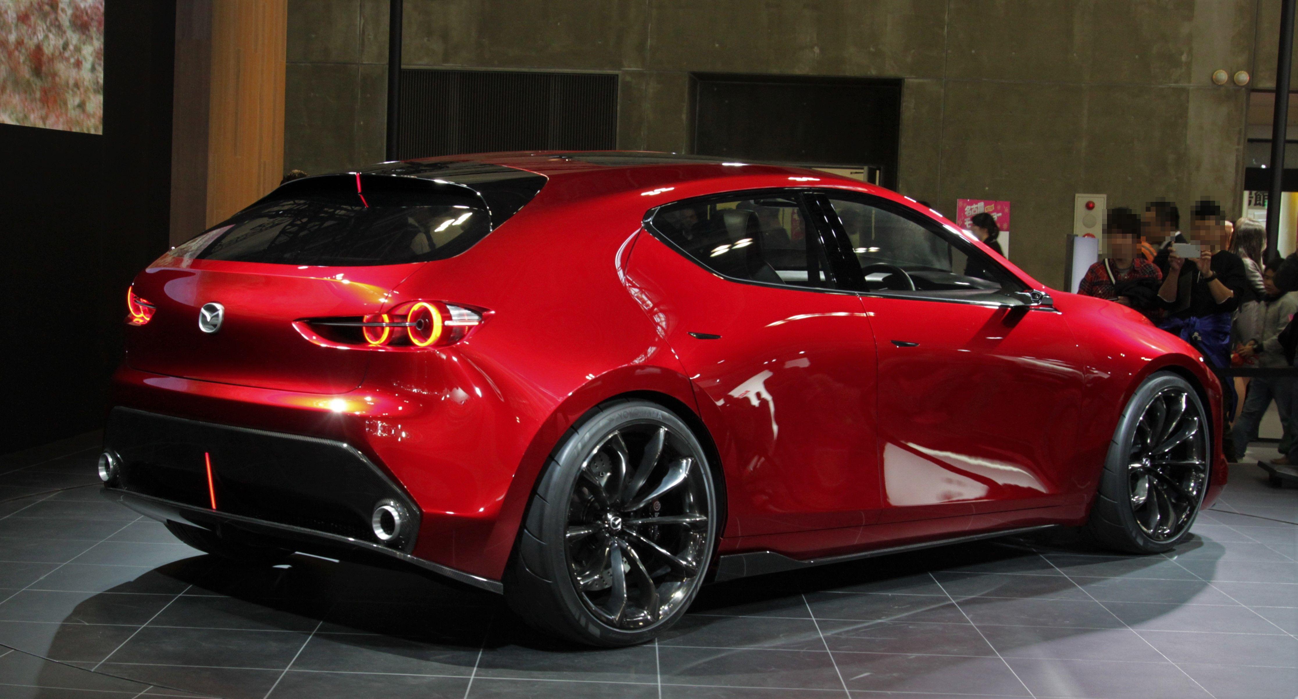 File:Mazda Kai Concept rear.jpg - Wikimedia Commons