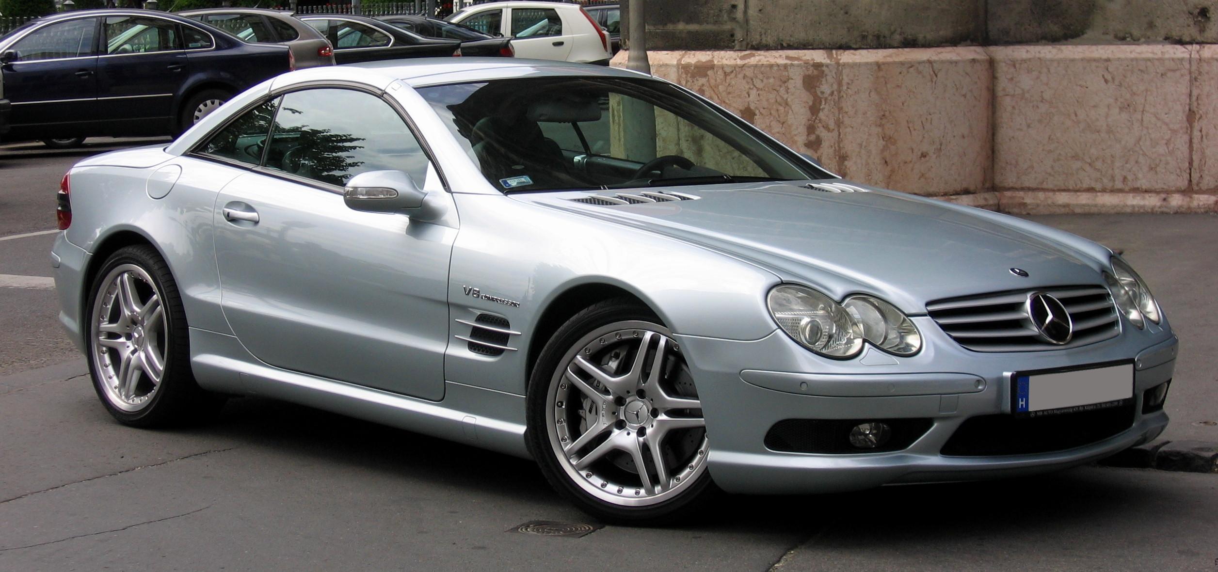 Mercedes Benz R230 – wolna encyklopedia