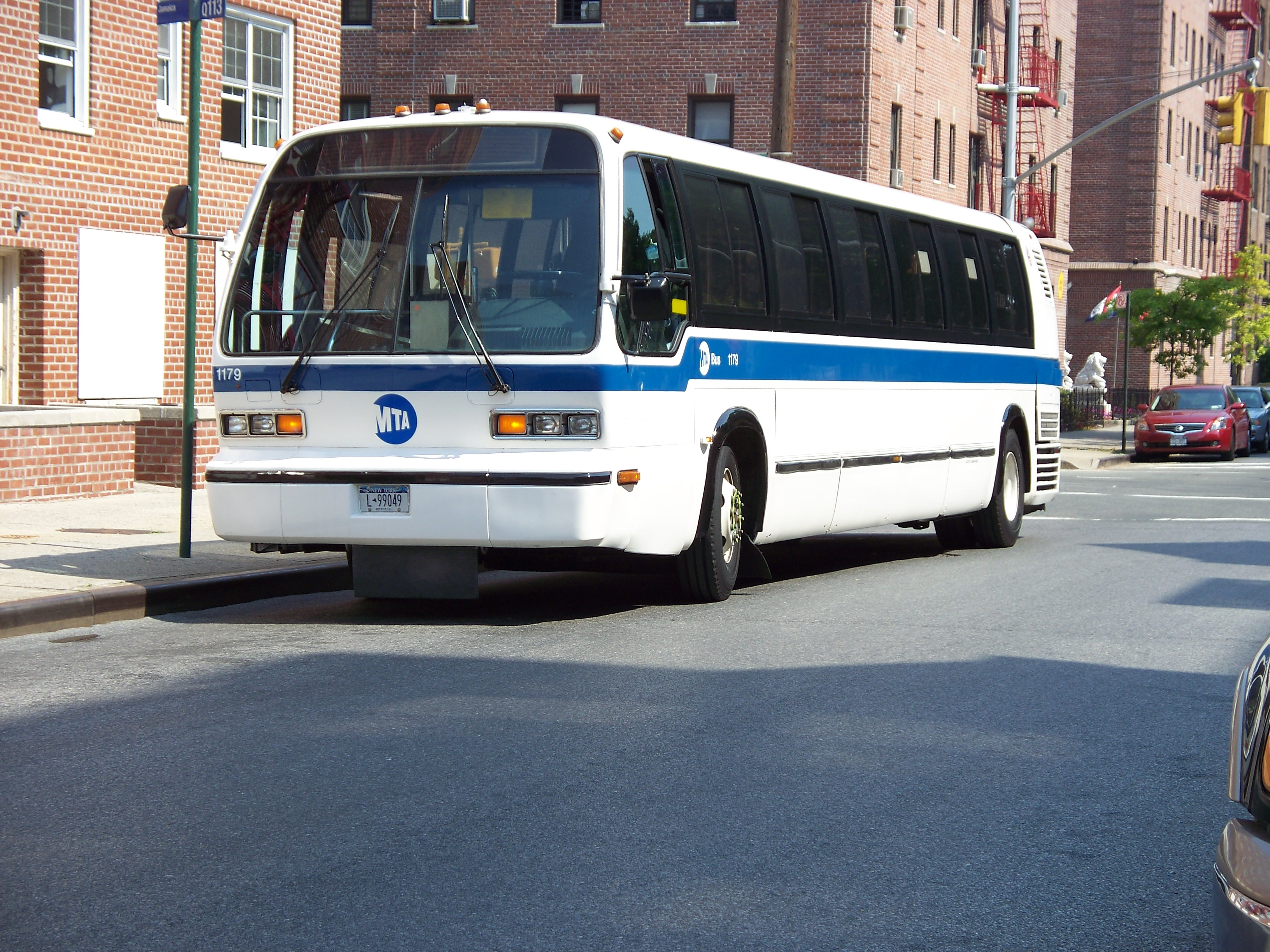 New Yourk City Busrs