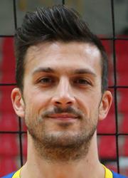 Mitja Gasparini Slovenian volleyball player