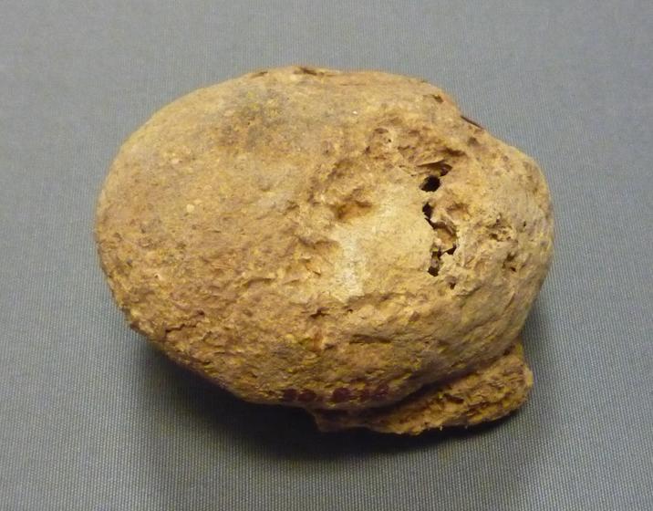 Model bread loaf