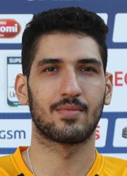 Mohammad Javad Manavinejad Iranian volleyball player