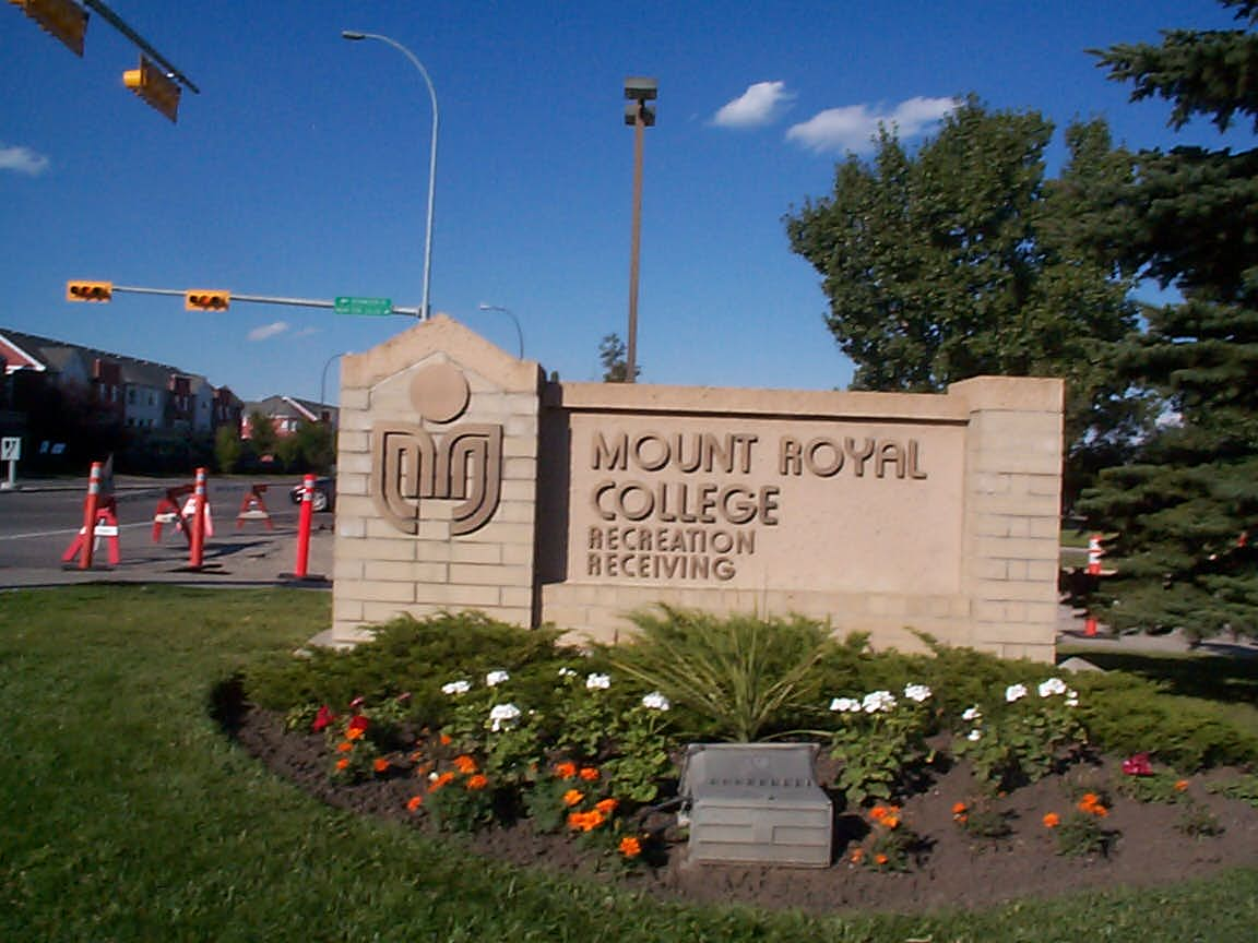 Mount royal college recreation centre