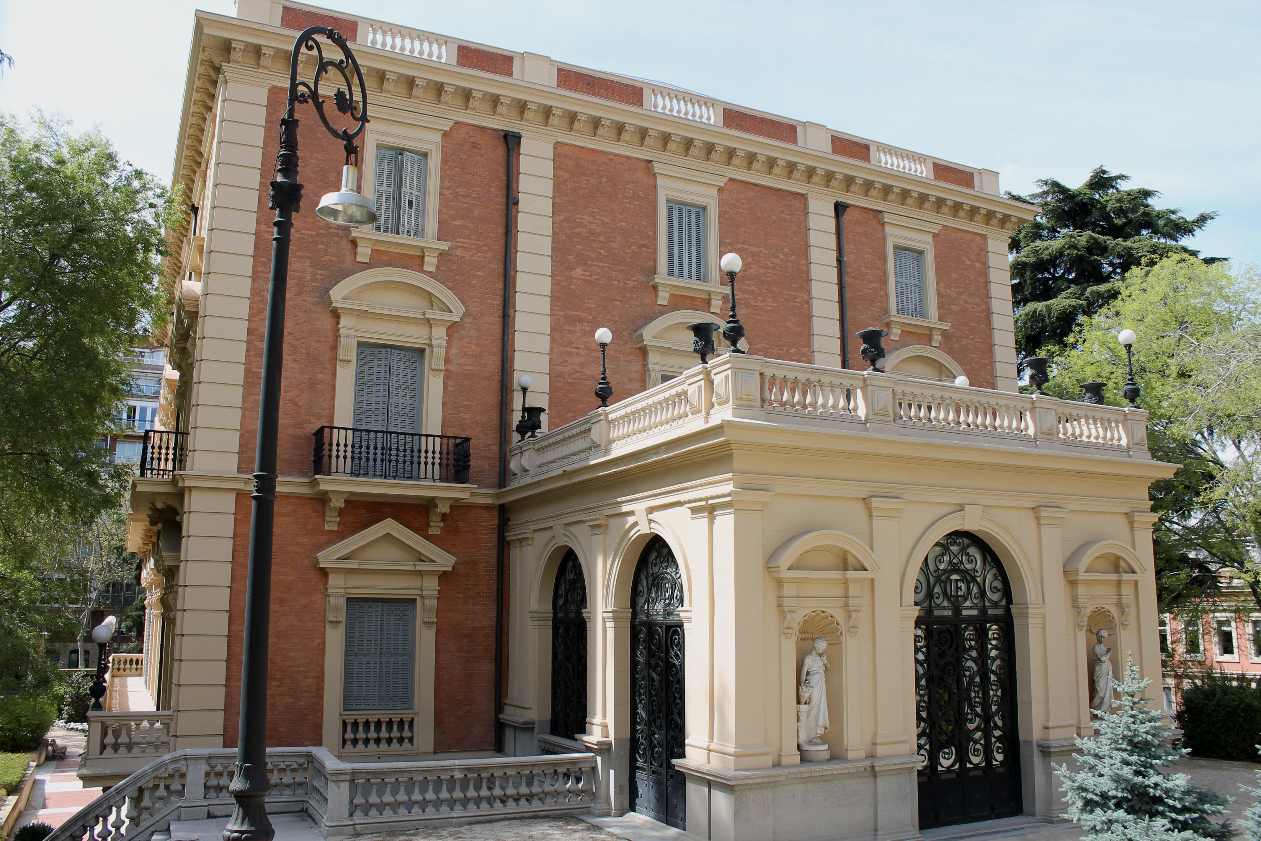 Museo Lázaro Galdiano - Wikipedia, la enciclopedia libre