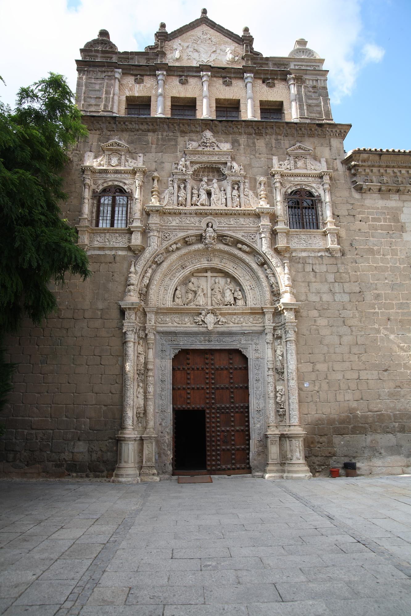 File:Museo de Santa Cruz Toledo.jpg - Wikimedia Commons