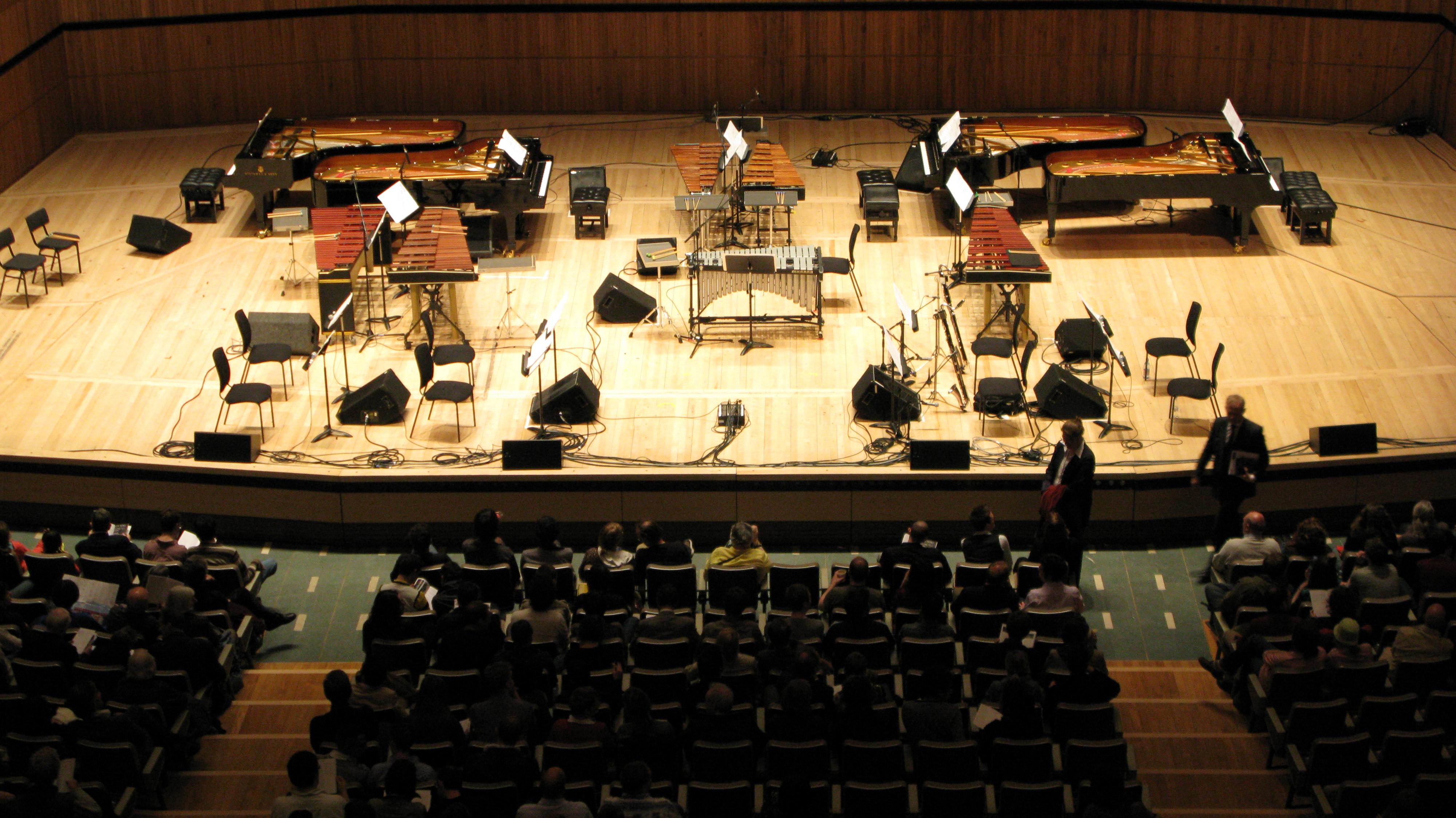 File Music For 18 Musicians Setup Jpg Wikimedia Commons