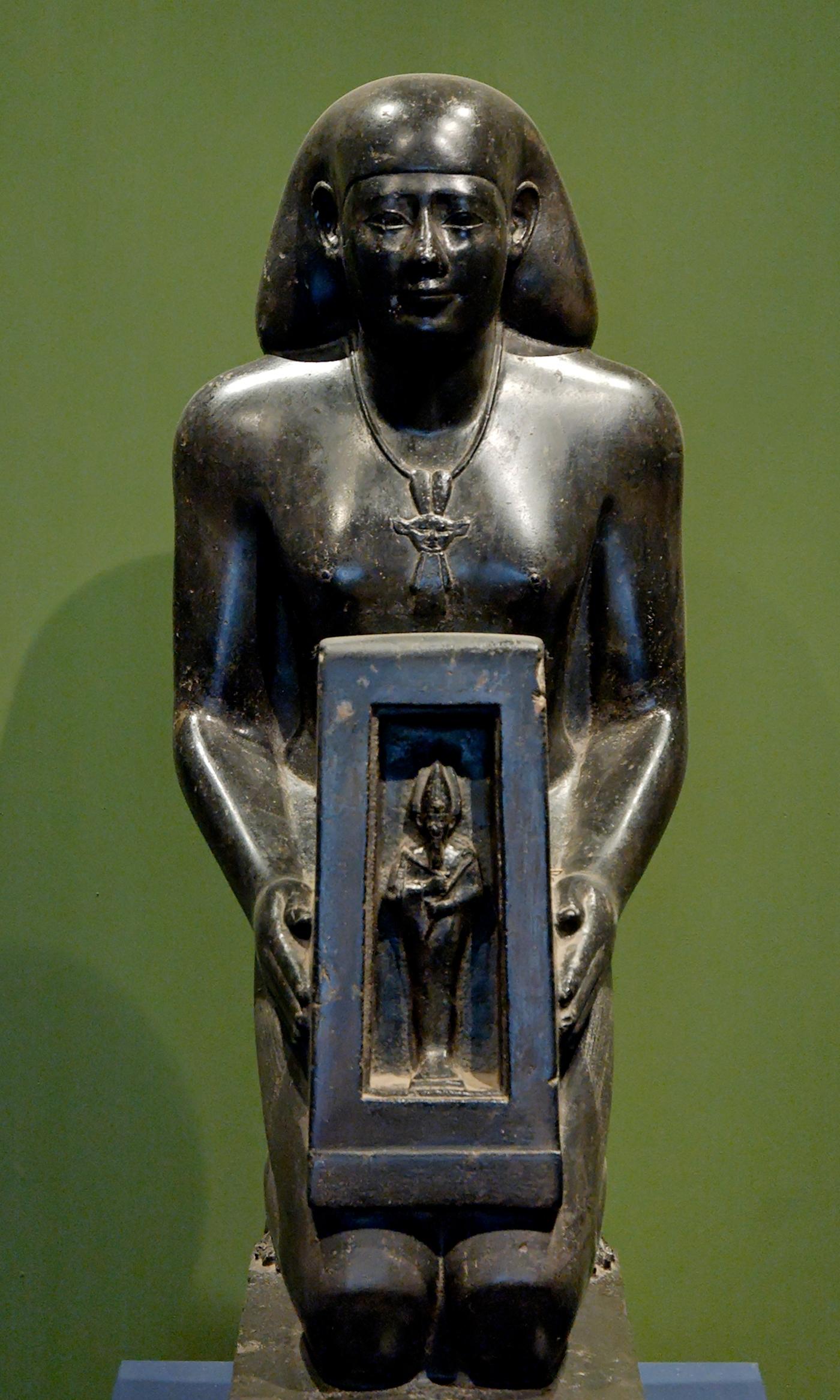 museo nazionale sezione egizia naoforo
