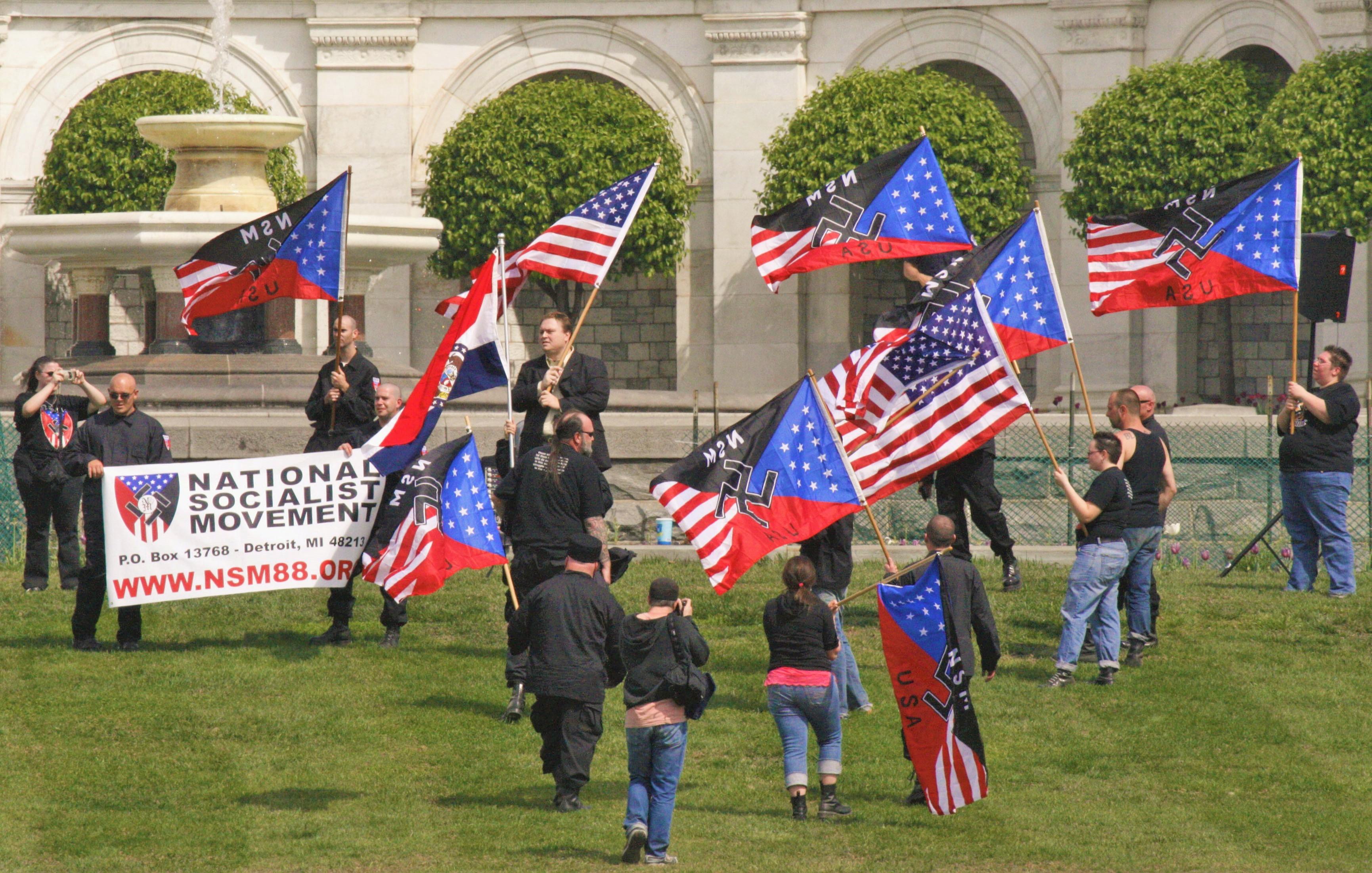 National Socialist Movement (United States) - Wikiwand
