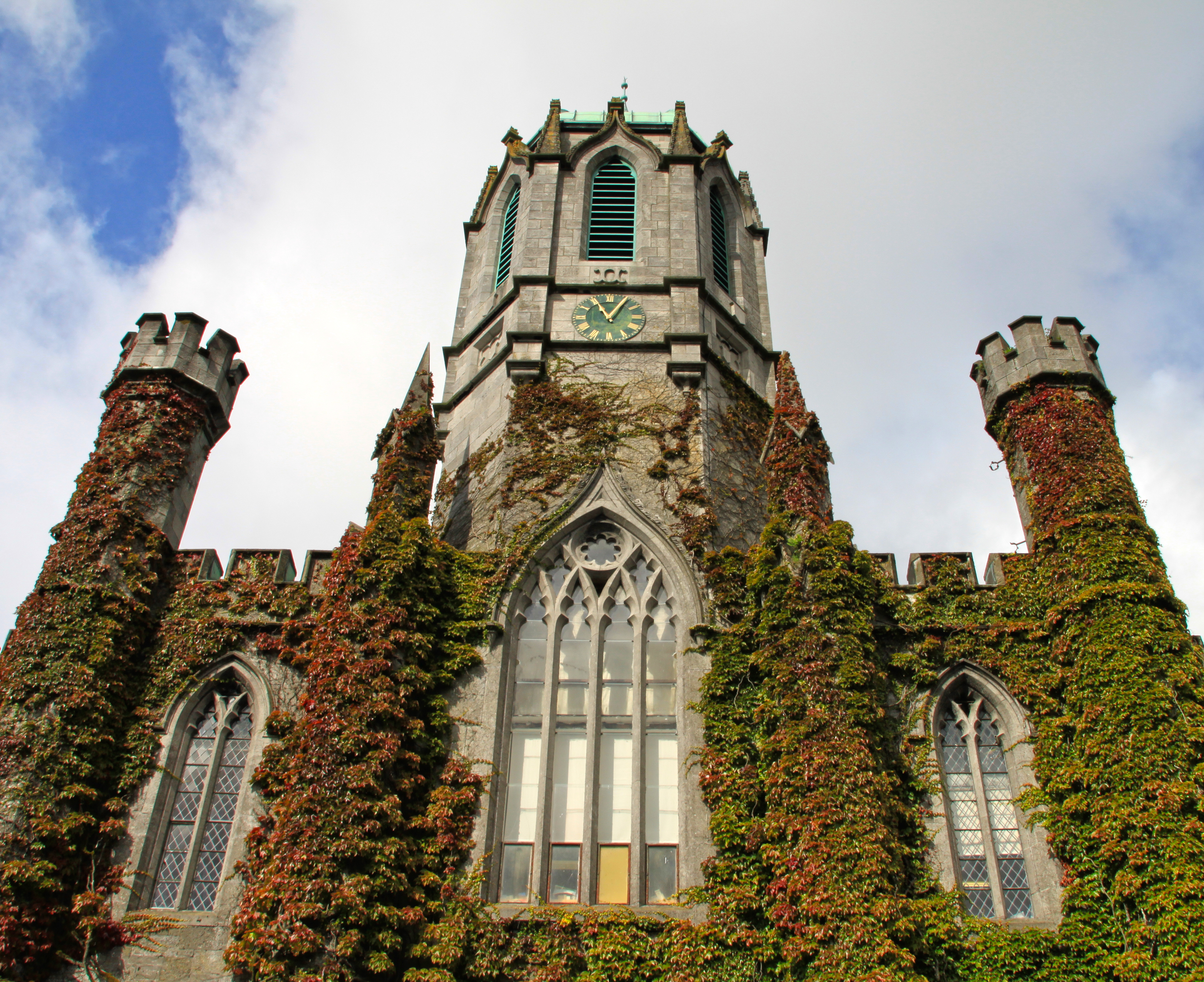 Quadrangle Building, National University of Ireland, Galway