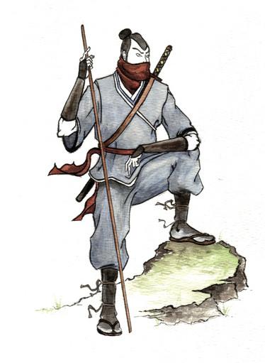 Samurais y Ninjas  Ninja_sikiruki