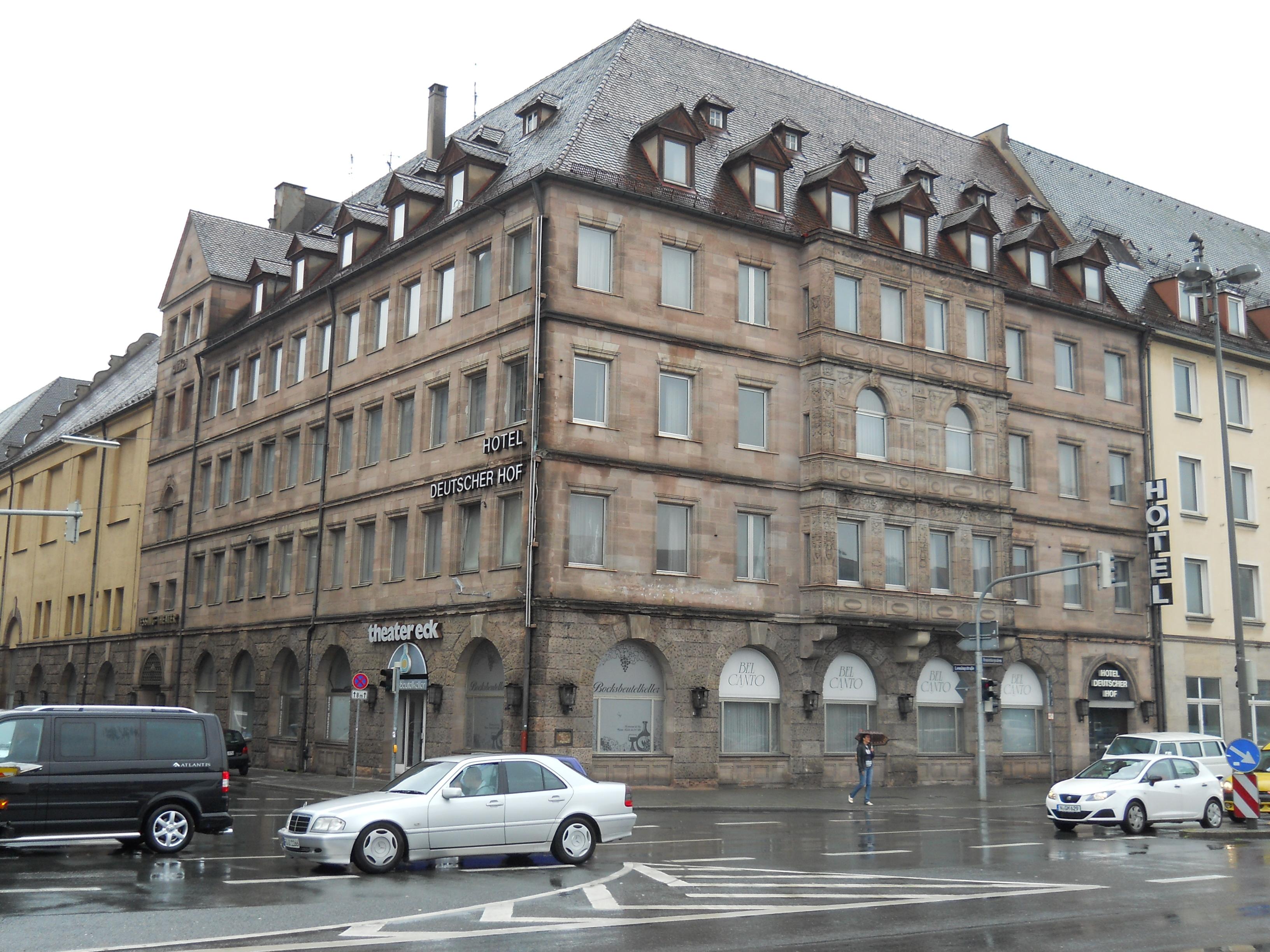 Hotel Deutscher Hof In Kabel