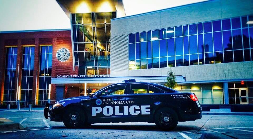 Oklahoma Police Scanner