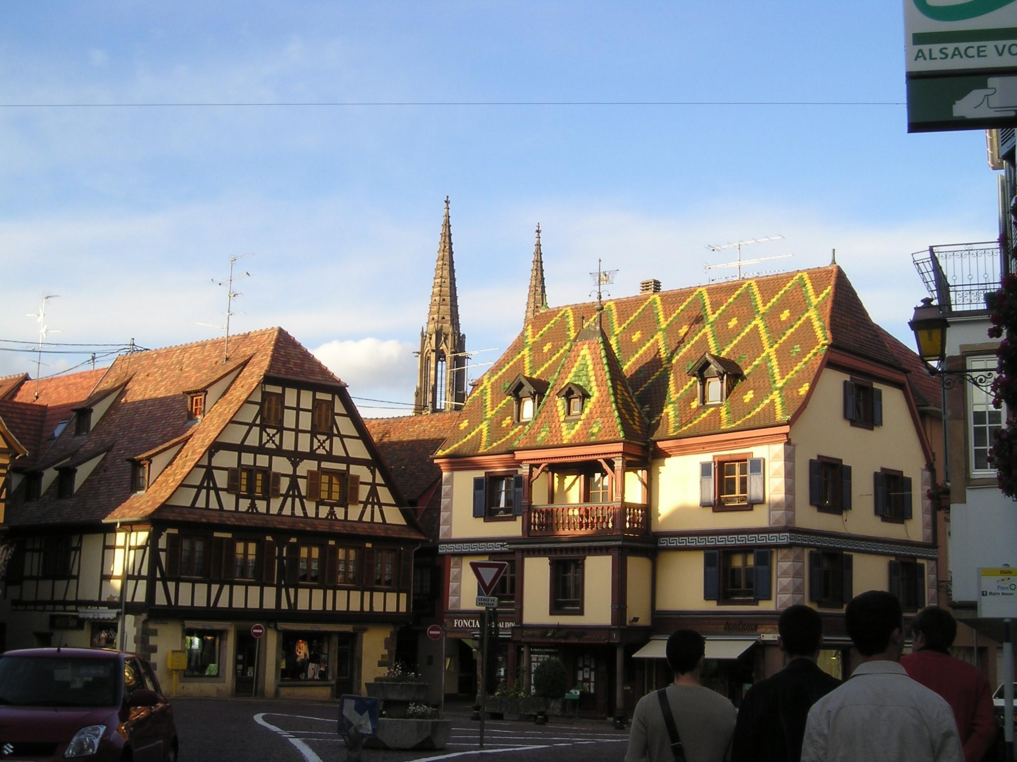"""Résultat de recherche d'images pour """"Obernai"""""""