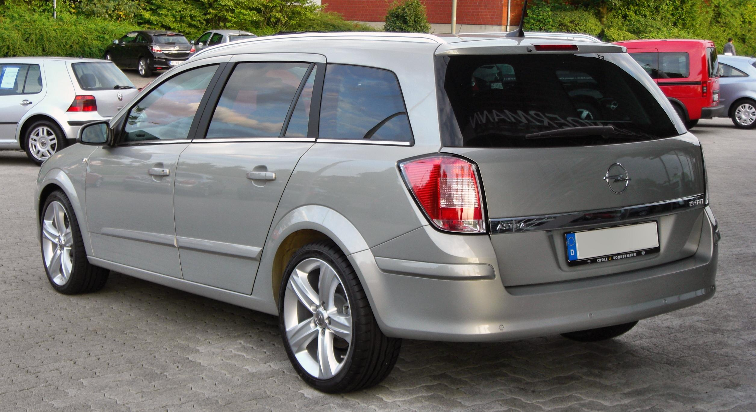 file opel astra h caravan 1 9 cdti rear jpg wikipedia republished wiki 2