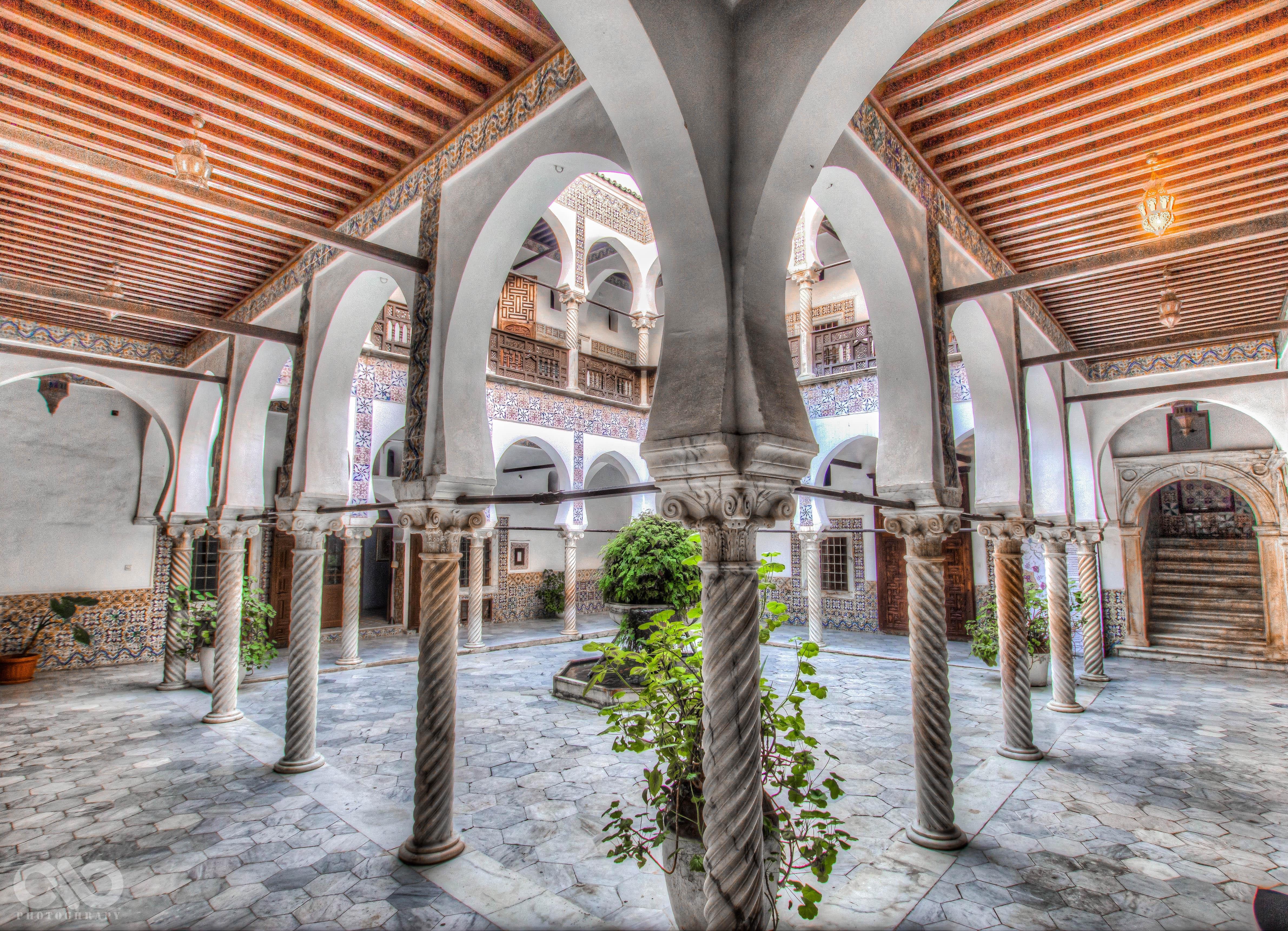 Musee National Des Arts Et Traditions Populaires Alger