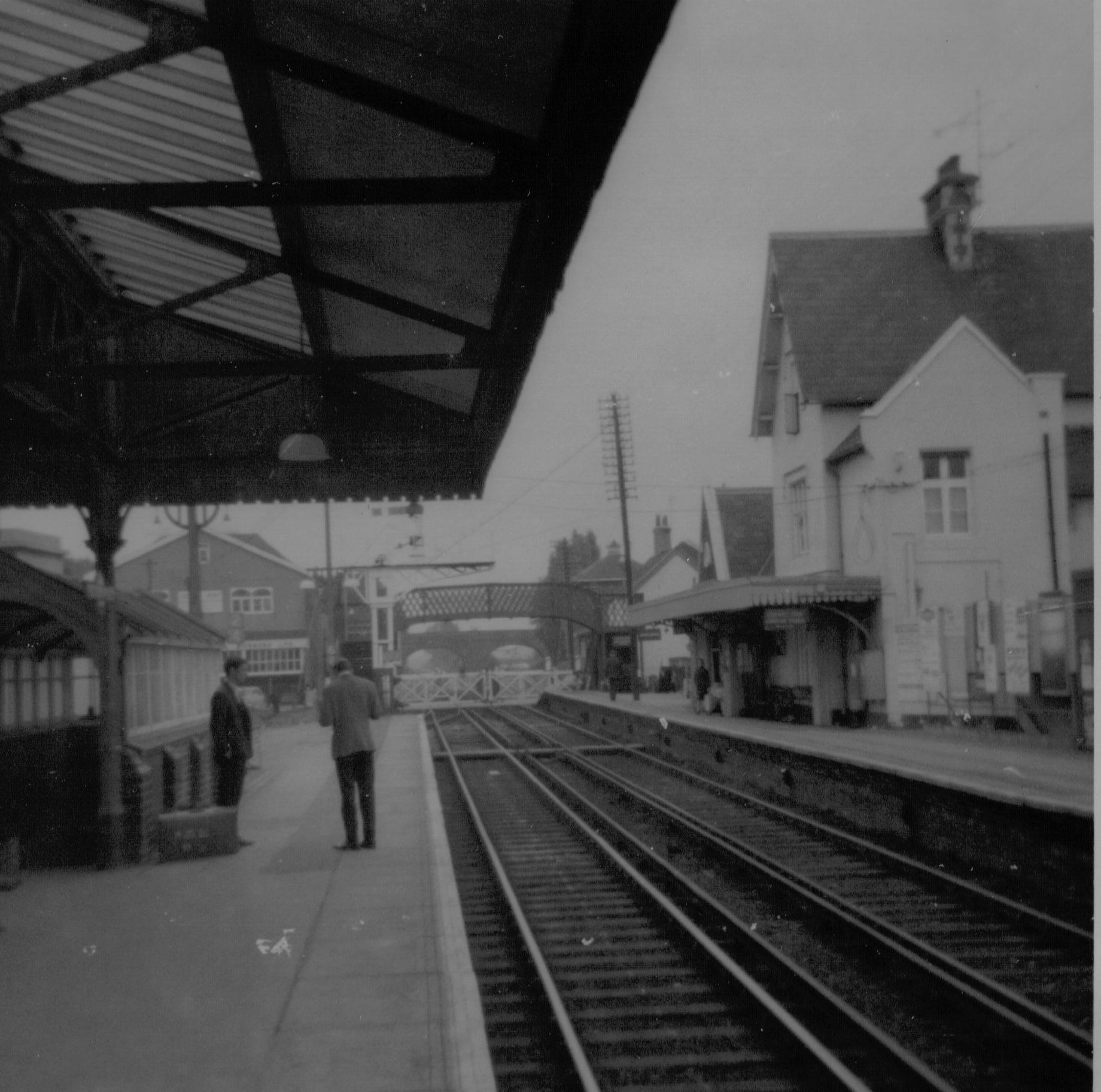 England Railway Station Railway Station England
