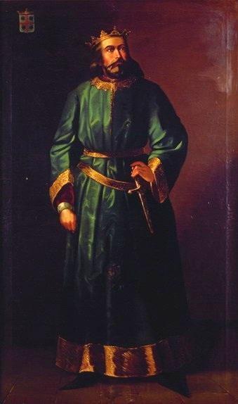 Retrato imaginario del rey Pedro I de Aragón