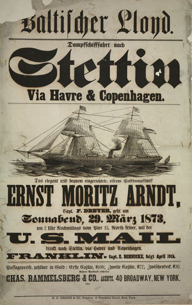 Plakat SS Ernst Moritz Arndt deutsch 1873.jpg