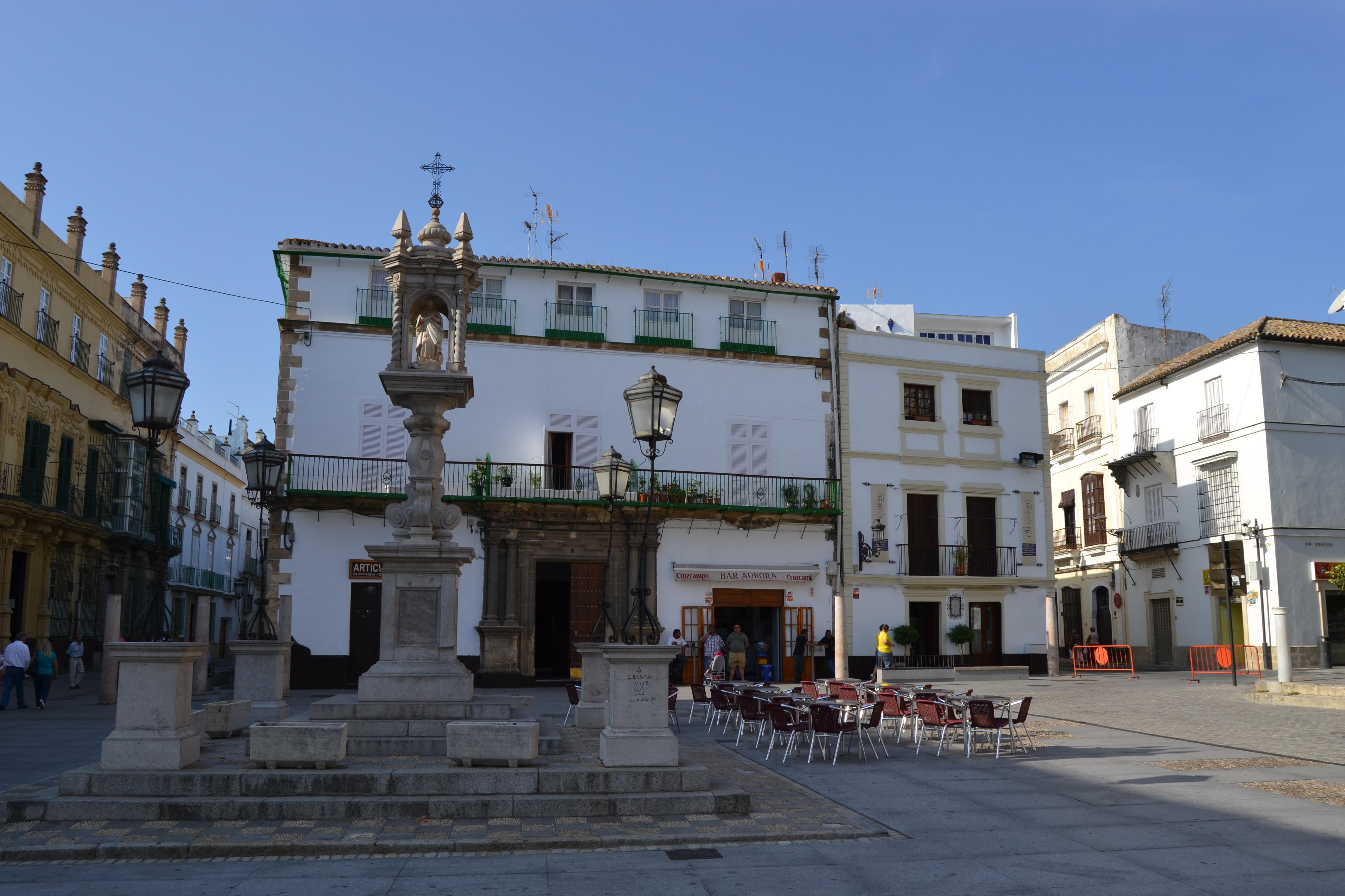 file plaza de espa a el puerto de santa mar