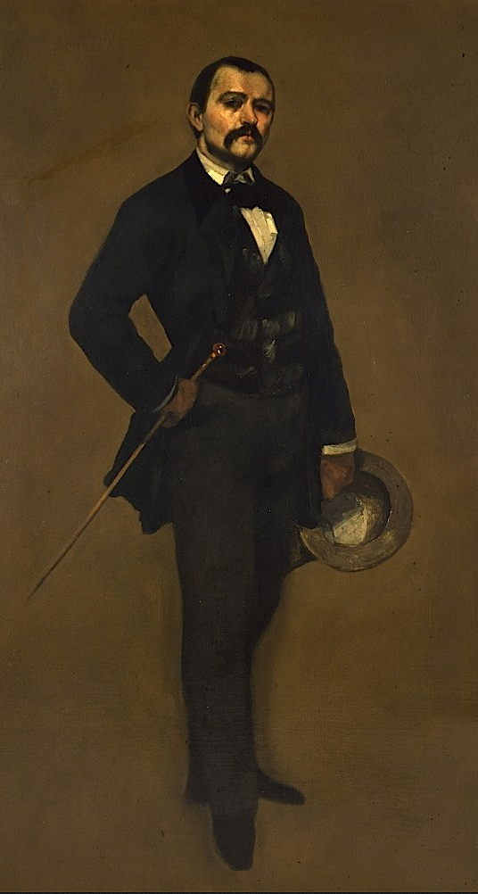 Portrait de Max Buchon, Gustave Courbet, 1855 - Cultea